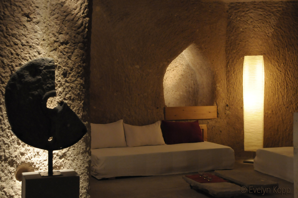 Photo: Cave Suite Kaya Odalar - ASMALI CAVE HOUSE Boutique and Cave Hotel in Cappadocia, Turkey