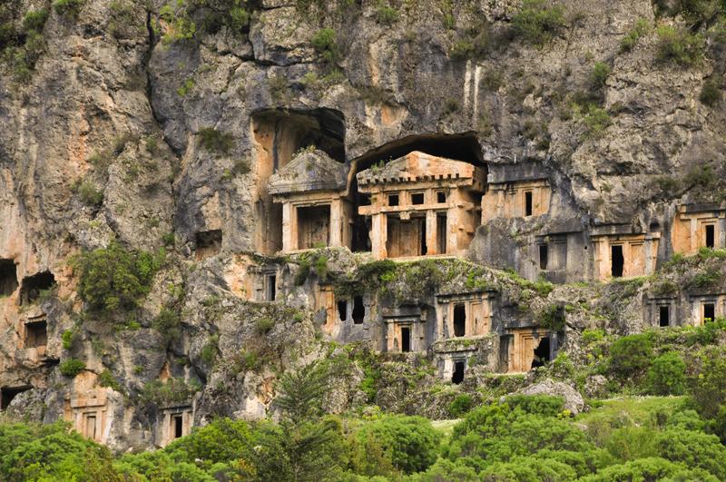 Foto Galerie: Die Lykische Küste der Türkei - Photos by Villa Yakomoz, Ferienhaus mit Pool und Meerblick in Kas, Türkei