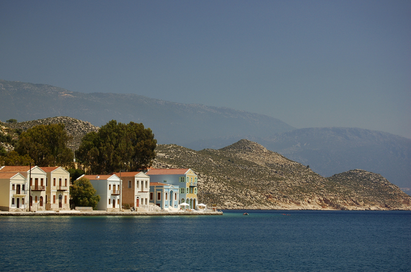 Photo Gallery: Kastellorizo - The Greek Island Meis at the Lycian Coast