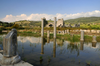Photo Gallery: Patara at the Lycian Coast of Turkey, the destination for individual holidays at the Mediterranean