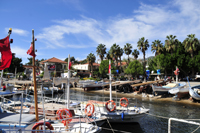 Photo: Harbour of Kas at the Lycian Coast