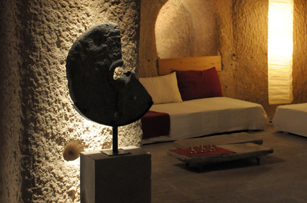 ASMALI CAVE HOUSE Small but different Cave and Boutique Hotel in Cappadocia, Turkey