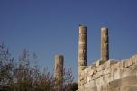Foto: Das antike Letoon an der Lykischen Küste der Türkei
