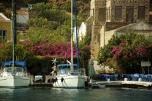 Foto: Kastellorizo - Griechische Insel (Meis) nahe der Lykischen Küste der Türkei