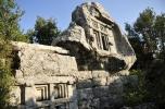 Foto: Das antike Phellos an der Lykischen Küste der Türkei