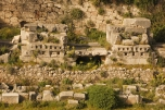 Foto: Das antike Xanthos an der Lykischen Küste der Türkei