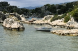 Photo: Kekova - The antique Sinema at the Lycian Coast of Turkey