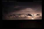 Blitze am Nachthimmel - Nachtaufnahmen Fotoreise Lykien, Türkei