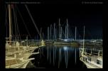 Alter Yachthafen in Kaş - Nachtaufnahmen Fotoreise Lykien, Türkei