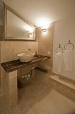 Foto: Villa Yakomoz - Schlafzimmer mit Bad - Privates Ferienhaus mit Pool und Meerblick an der Türkischen Riviera