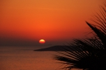Foto: Garten und Meerblick der Villa Yakomoz - Privates Ferienhaus mit Pool an der Lykischen Küste der Türkei