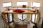 Foto: Villa Yakomoz - Wohnzimmner - Privates Ferienhaus mit Pool und Meerblick an der Türkischen Riviera