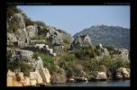 Foto: Kekova - Das Antike Sinema an der Lykischen Küste der Türkei
